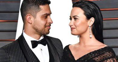 Aunque Ya No Parte Vida Demi Lovato Wilmer No Dejado Tras Recaída