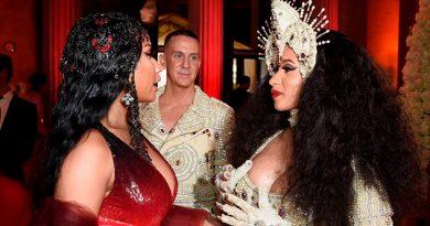 Cardi B Nicki Minaj Golpearon Fiesta