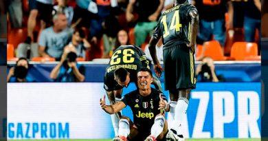 Con Todo Berrinche Cristiano Ronaldo Fue Expulsado Champions