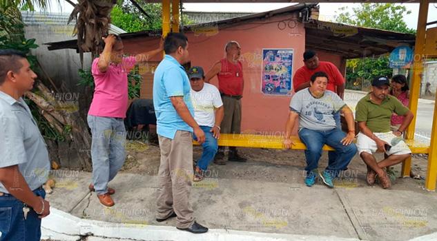 Conflicto Tntre Taxistas Tihuatlán