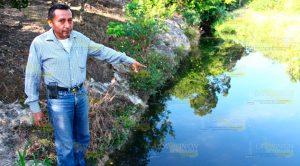 Contaminan Arroyo Frijolillo Emiliano Zapata Papantla