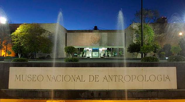 Cumple 54 Años Museo Nacional Antropología