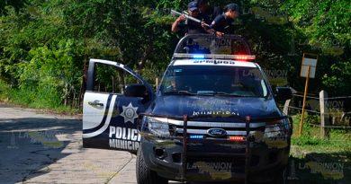 Despliegue Policiaco Por Balacera Cerro Azul