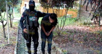 Detiene SSP Cuatro Droga Armas Podrían Ser Asesinos Daniel López
