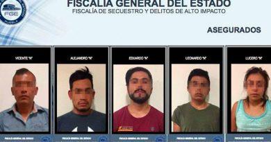 Detienen Comandante Expolicía Acatzingo Puebla