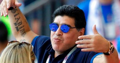 Diego Maradona Apunta México Para Volver Dirigir Club
