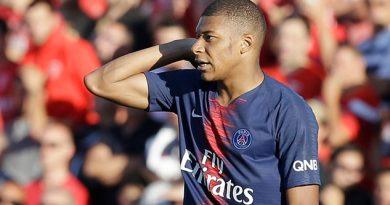 Dura Sanción Delantero Kylian Mbappé PSG