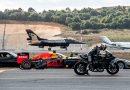 La prueba definitiva: ¿Es más rápido un Tesla, un caza, una moto o un Fórmula 1?