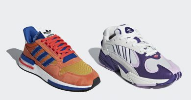 Los tenis Adidas de 'Dragon Ball Z' sí llegarán a México, este es su precio