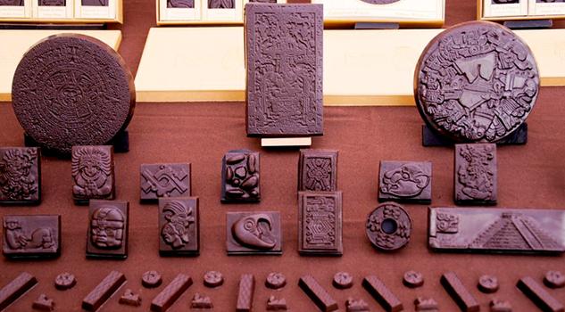 El Chocolate Mexicano Conquista Asia Europa