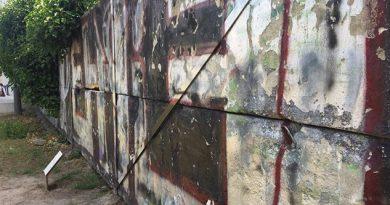 El Muro Artístico Berlín Finalmente No Será Reconstruido