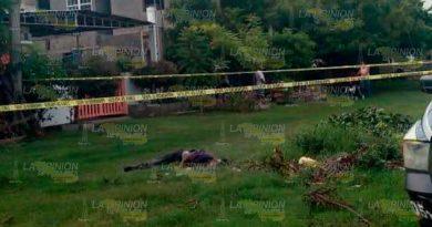 Encuentran hombre sin vida en Altamira