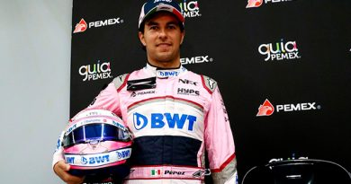 Esperemos Que GP México Dure Muchos Años Más Checo Pérez