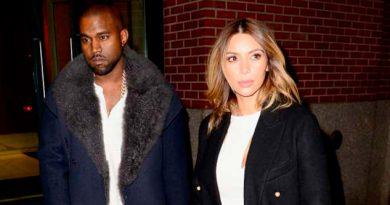 Esto Prohíbe Kanye West Supuestos Ex Kim Kardashian