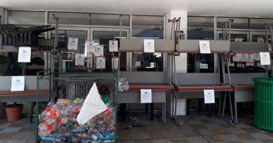 Estudiantes Colocan Barricadas Tecnológico Orizaba