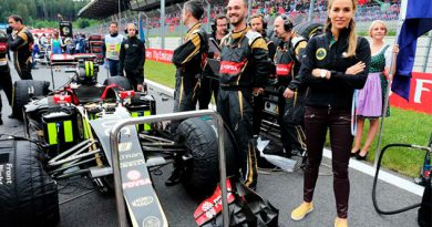 Ex Pilotos Apoyan Creación Fórmula 1 Femenina