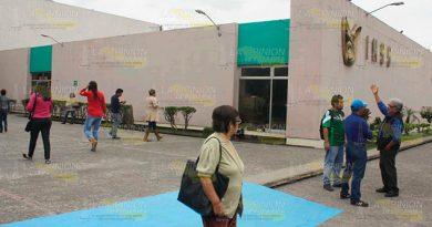 Exponen Carencias IMSS Poza Rica