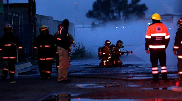 Fuga Gas Provoca Mesalojo Más Mil Personas Puebla