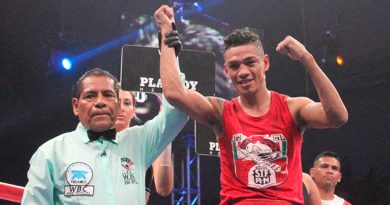 Gusano Rojas Está Motivado Para Pelea Ante Jhonny González