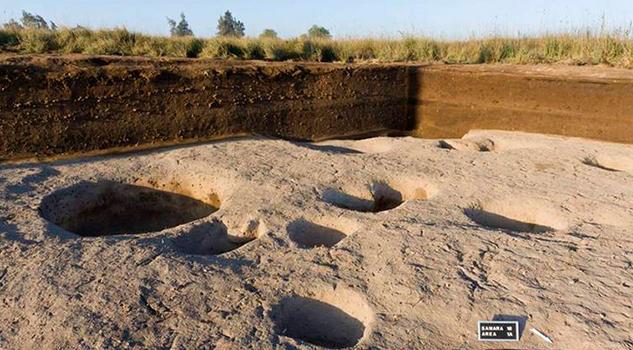 Hallan Egipto Uno Pueblos Más Antiguos Historia