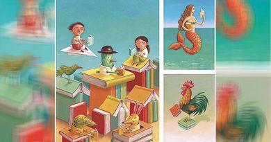 Ilustraciones Mexicanas En España