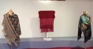 Inauguran Exposición Textiles Rebozos 2018