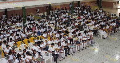 Incrementan adicciones entre estudiantes de Coatzintla