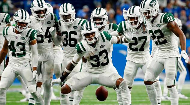 Jets debutan Humillación Domicilio Sobre Lions