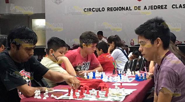Llevan A Cabo Círculo Regional Ajedrez Clásico Poza Rica