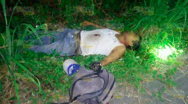 Lo matan a balazos en La Ceiba