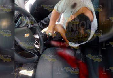 Mecánico es ejecutado en un taxi