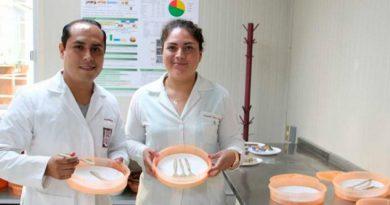 Mexicanos Crean Revolucionarios Cubiertos Que Se Comen