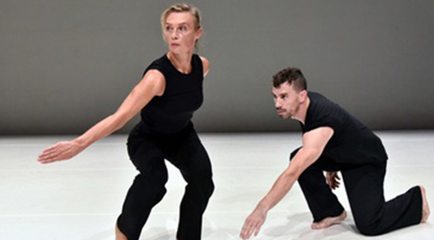 Michèle Noiret Trae Coreografía Homenaje Stockhausen Cervantino