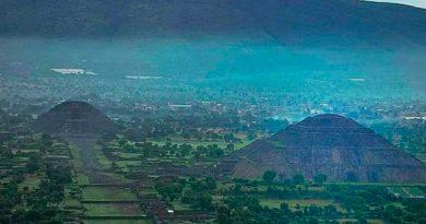 Misterio Guardan Cámaras Mica Teotihuacan