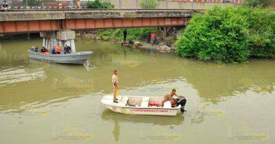 Muere pescador en el Río Pánuco
