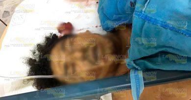 Muerto y herido a balazos en Pánuco