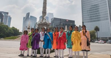 Niños Mazahuas Interpretará Himno Nacional GP México