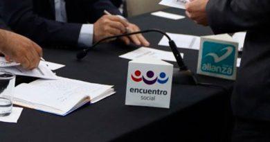PES Nueva Alianza Quedan A Un Paso Perder Registro