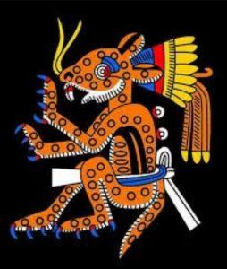 Quién Dios Prehispánico Terremotos