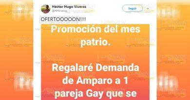 Regalarán Demandas Poza Rica Para Matrimonios Gay