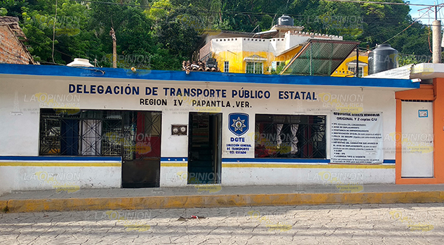 Relevan Delegado Transporte Público Papantla