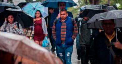 Se Esperan Tormentas Muy Fuertes Intensas Occidente Sur País