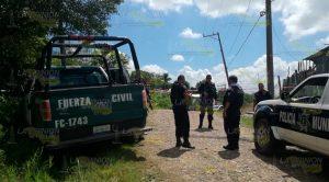 Sujetos Agreden Balazos Elementos Policía Estado