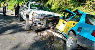 Taxista contra policías, un muerto y 5 heridos