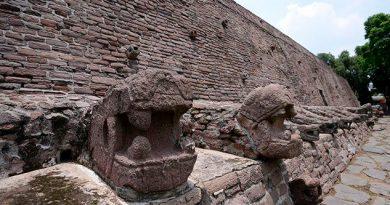 Tenayuca El Primer Templo Mayor Mesoamerica