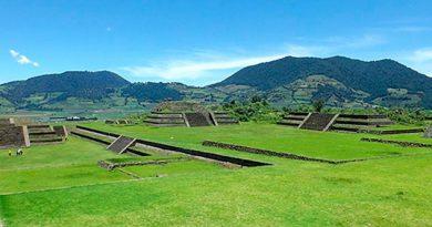 Teotenango El Lugar Muralla Sagrada