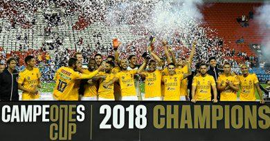 Tigres Cobró Revancha Ganó Primera Edición Campeones Cup