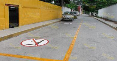 Tránsito Estatal Cambia Sentido Calles Álamo