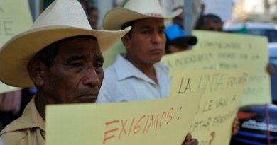 UGOCP Presentado 20 Denuncias Agresiones Contra Campesinos
