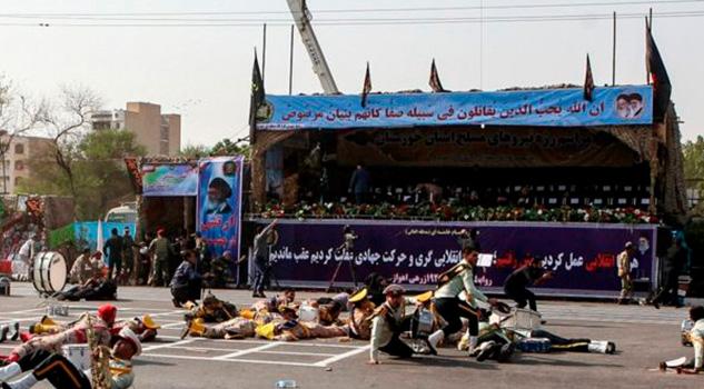 Varios Muertos Ataque Contra Desfile Militar Irán